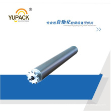 Steel Single / Double Sprocket Conveyor Roller for Roller Conveyor